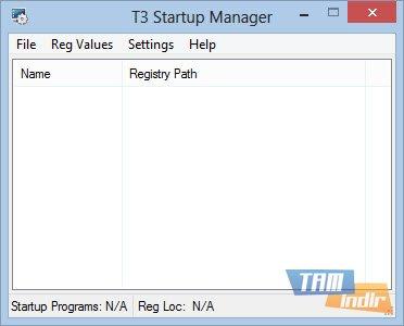 T3 StartUp Manager Ekran Görüntüleri - 4