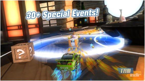 Table Top Racing Ekran Görüntüleri - 5