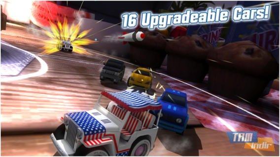 Table Top Racing Ekran Görüntüleri - 3
