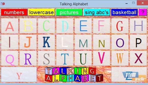Talking Alphabet Ekran Görüntüleri - 3