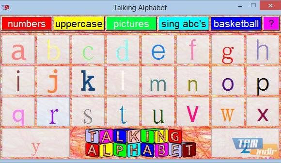 Talking Alphabet Ekran Görüntüleri - 2