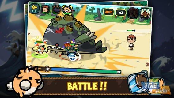Team Monster Ekran Görüntüleri - 2