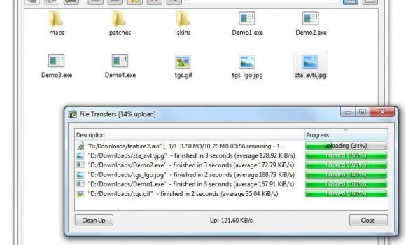 TeamSpeak Client Ekran Görüntüleri - 3