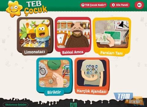 TEB Çocuk Ekran Görüntüleri - 5
