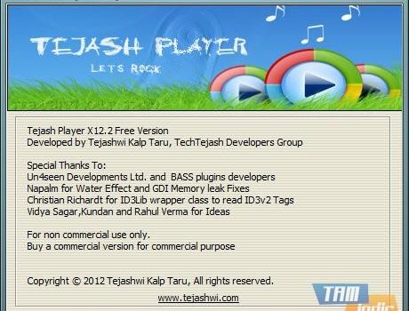 Tejash Player Ekran Görüntüleri - 3