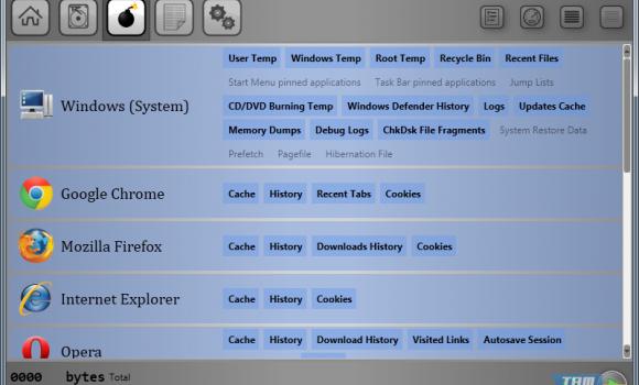 Temp File Cleaner Ekran Görüntüleri - 1
