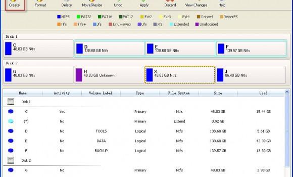Tenorshare Partition Manager Ekran Görüntüleri - 6