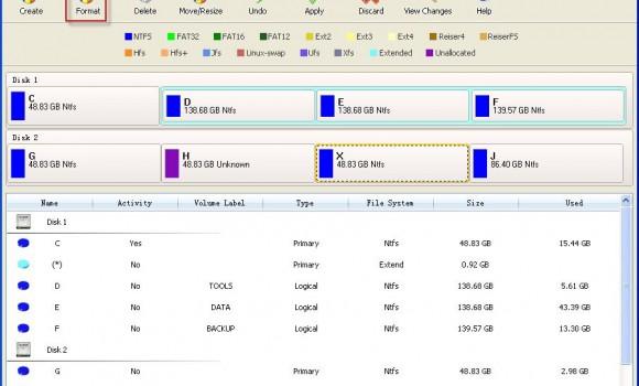 Tenorshare Partition Manager Ekran Görüntüleri - 4