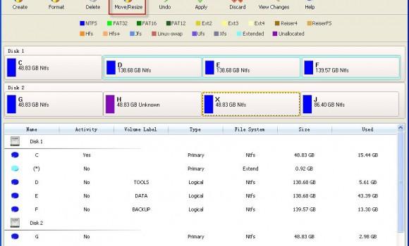 Tenorshare Partition Manager Ekran Görüntüleri - 2