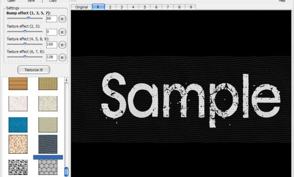 Texturize It Ekran Görüntüleri - 1