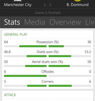 The Football App Ekran Görüntüleri - 3