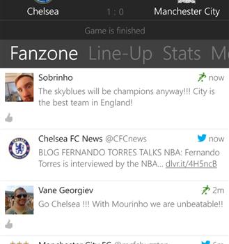 The Football App Ekran Görüntüleri - 1