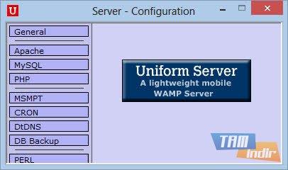 The Uniform Server Ekran Görüntüleri - 1