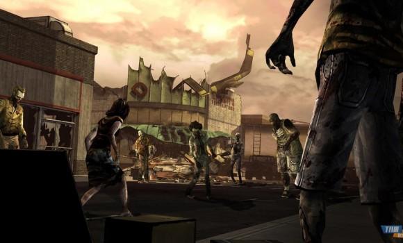 The Walking Dead Ekran Görüntüleri - 4