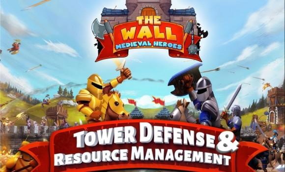 The Wall - Medieval Heroes Ekran Görüntüleri - 5