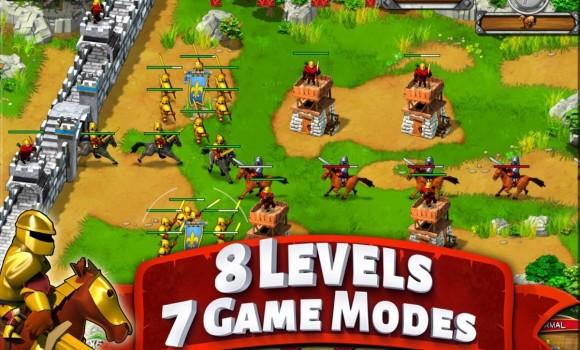 The Wall - Medieval Heroes Ekran Görüntüleri - 3
