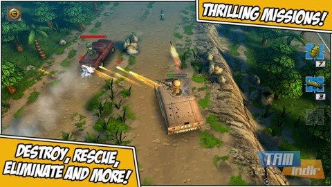 Tiny Troopers 2: Special Ops Ekran Görüntüleri - 4