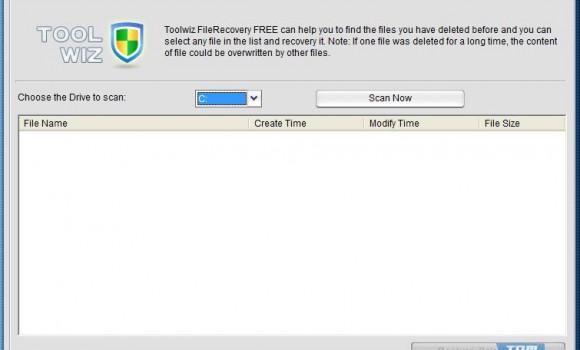 ToolWiz File Recovery Ekran Görüntüleri - 2