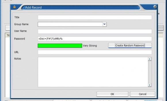 ToolWiz Password Safe Ekran Görüntüleri - 2