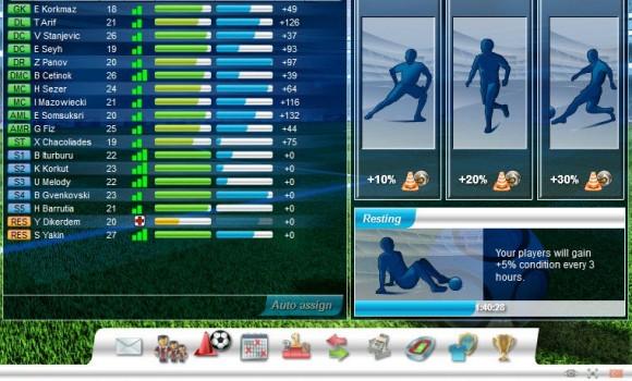 Top Eleven Football Manager Ekran Görüntüleri - 2