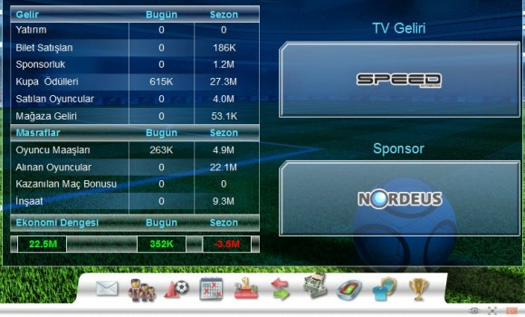 Top Eleven Football Manager Ekran Görüntüleri - 6