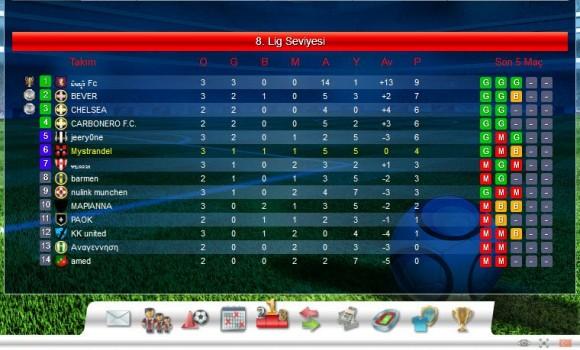 Top Eleven Football Manager Ekran Görüntüleri - 3