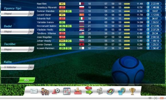 Top Eleven Football Manager Ekran Görüntüleri - 4