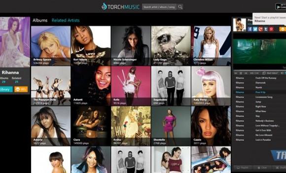 Torch Music Ekran Görüntüleri - 1