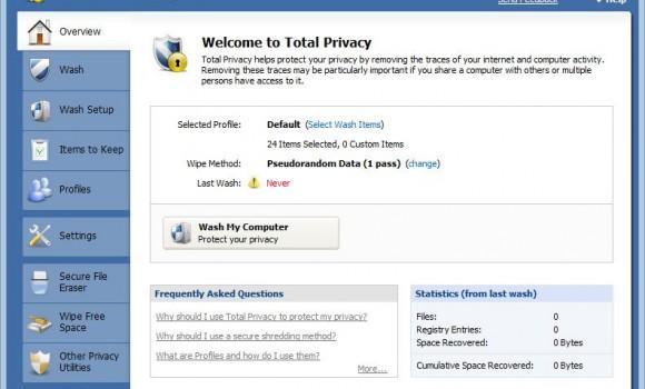 Total Privacy Ekran Görüntüleri - 8
