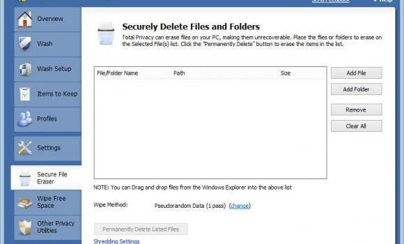 Total Privacy Ekran Görüntüleri - 5