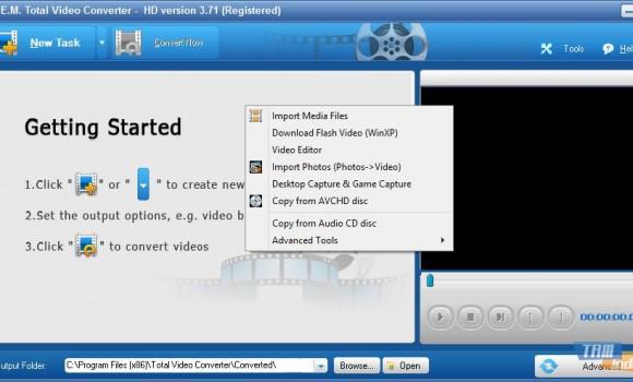 Total Video Converter Ekran Görüntüleri - 4