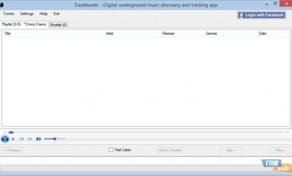 Trackhunter Ekran Görüntüleri - 4