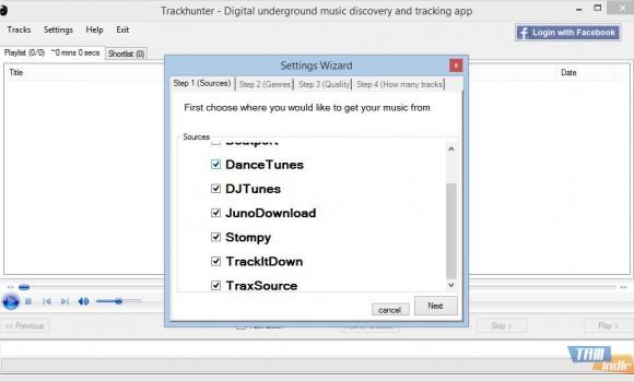 Trackhunter Ekran Görüntüleri - 3