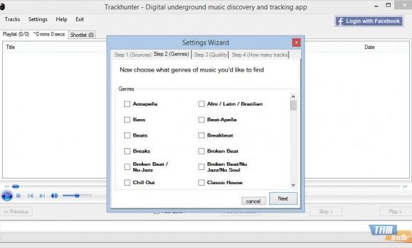 Trackhunter Ekran Görüntüleri - 2