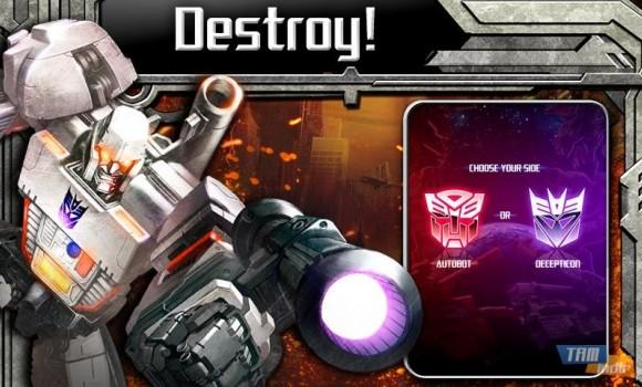 Transformers Legends Ekran Görüntüleri - 1