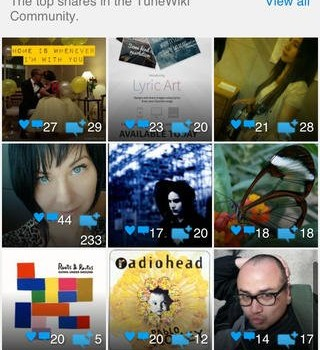TuneWiki Ekran Görüntüleri - 2