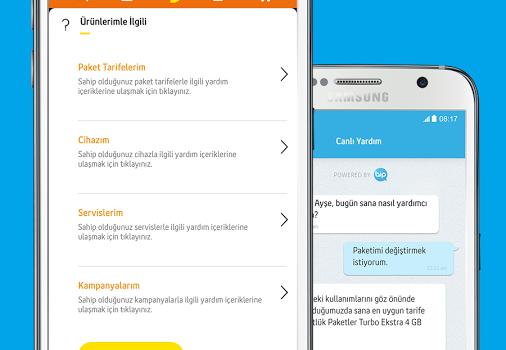 Turkcell Hesabım Ekran Görüntüleri - 2
