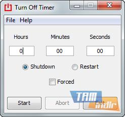 Turn Off Timer Ekran Görüntüleri - 1