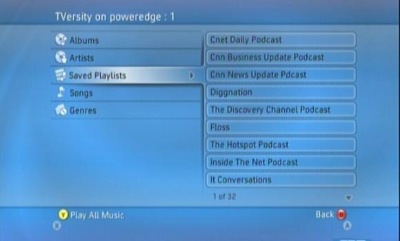 TVersity Media Server Ekran Görüntüleri - 6