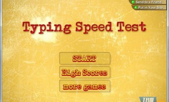 Typing Speed Test Ekran Görüntüleri - 3