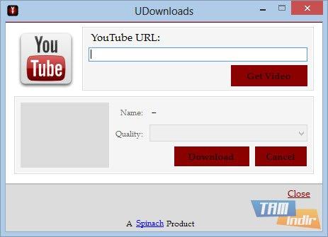 UDownloads Ekran Görüntüleri - 1