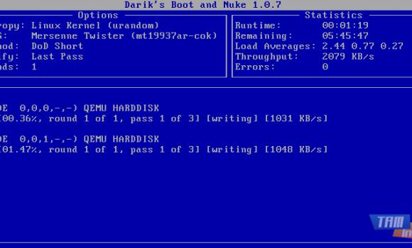 Ultimate Boot CD Ekran Görüntüleri - 2