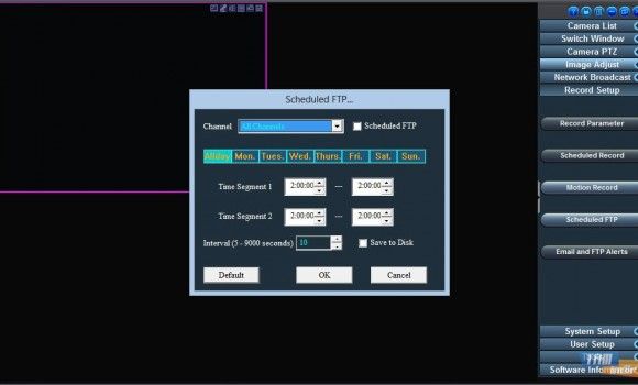 UnionCam Manager Ekran Görüntüleri - 2