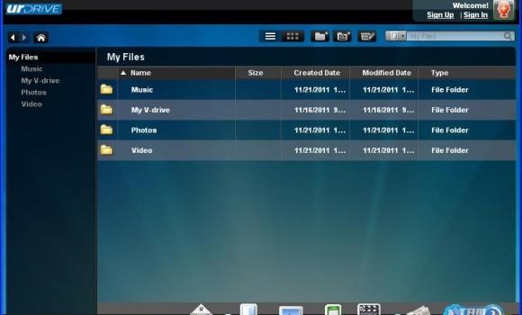 urDrive Ekran Görüntüleri - 2