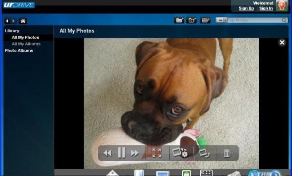 urDrive Ekran Görüntüleri - 1