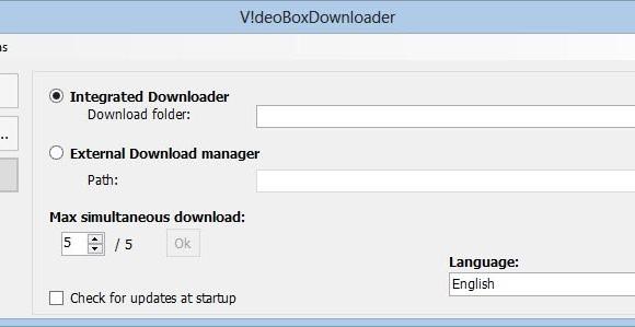 V!deoBoxDownloader Ekran Görüntüleri - 1