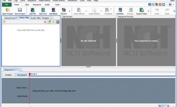 VideoPad Video Editor Ekran Görüntüleri - 6