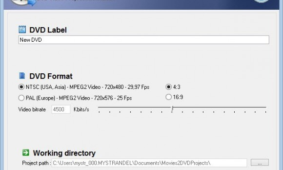 Free Videos To DVD Ekran Görüntüleri - 4