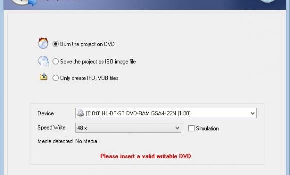 Free Videos To DVD Ekran Görüntüleri - 1