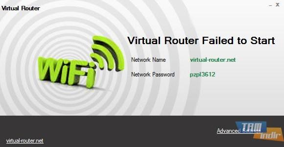Virtual Router Ekran Görüntüleri - 2